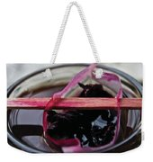 Tea Time Weekender Tote Bag
