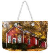 Teacher - School Days Weekender Tote Bag by Mike Savad