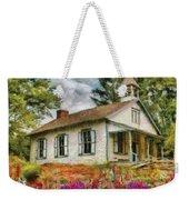 Teacher - The School House Weekender Tote Bag by Mike Savad