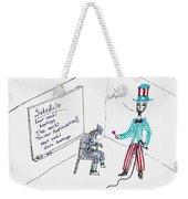 Teacher Appreciation Weekender Tote Bag