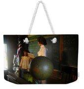 Teaching Globe Weekender Tote Bag