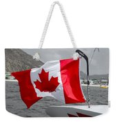 Team Canada Weekender Tote Bag