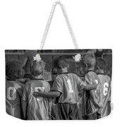 Team Support Weekender Tote Bag