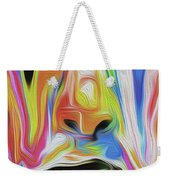 Tearful Clown Weekender Tote Bag