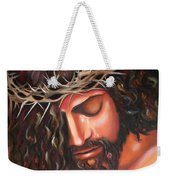 Tears From The Crown Of Thorns Weekender Tote Bag