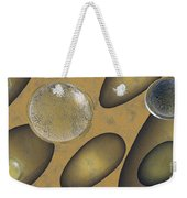 Tears Of Gold Weekender Tote Bag