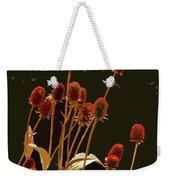 Teazels In A Secret Garden  Weekender Tote Bag