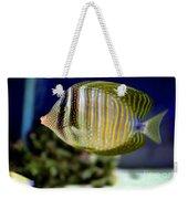 Technicolor Fish Weekender Tote Bag