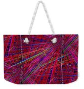 Technicolor Pick Up Stix Weekender Tote Bag