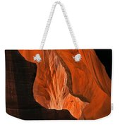 Tectonic Plates Weekender Tote Bag by Mike  Dawson