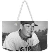 Ted Williams (1918-2002) Weekender Tote Bag