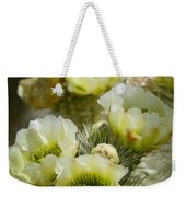 Teddy Bear Cholla-cylindropuntia Bigelovii Weekender Tote Bag