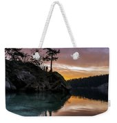 Teddy Bear Cove Weekender Tote Bag