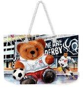 Teddy Bear Ince Weekender Tote Bag