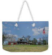 Teddy Roosevelts House - Sagamore Hill Weekender Tote Bag