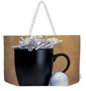 Teecup Weekender Tote Bag