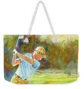 Tee Time Weekender Tote Bag