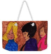Teen Years Weekender Tote Bag