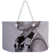 Teenage Beauty Weekender Tote Bag
