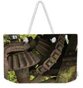 Teeth Weekender Tote Bag