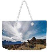 Teide Nr 9 Weekender Tote Bag