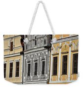 Telc Facade #2 - Czech Republic Weekender Tote Bag