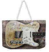 Telecaster Guitar Fantasy Weekender Tote Bag