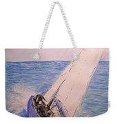 Tell Tails In The Wind Weekender Tote Bag