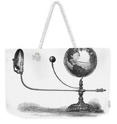 Tellurian Globe Weekender Tote Bag