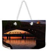 Tempe Bridges Weekender Tote Bag