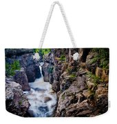 Temperance River Gorge Weekender Tote Bag