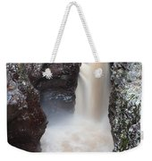 Temperance River State Park Four Weekender Tote Bag