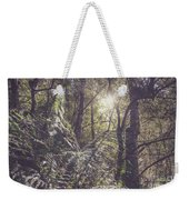 Temperate Rainforest Canopy Weekender Tote Bag