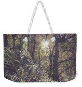 Temperate Rainforest Canopy Weekender Tote Bag