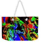 Tempest Of The Storm Weekender Tote Bag