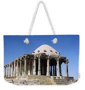 Temple At Fort Kumbhalgarh Weekender Tote Bag