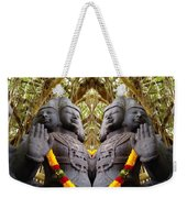 Temple God Weekender Tote Bag
