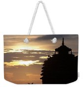 Temple In India Weekender Tote Bag