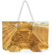Temple Of Bacchus Weekender Tote Bag