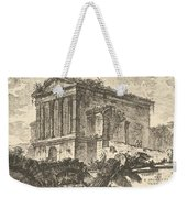 Temple Of Clitumnus Between Foligno And Spoleto  Weekender Tote Bag