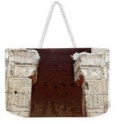Temple Of Edfu I Weekender Tote Bag