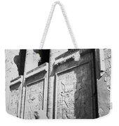 Temple Of Horus Weekender Tote Bag