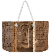 Temple Of Jupiter Anxur Weekender Tote Bag
