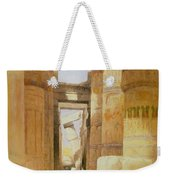 Temple Of Karnak  2 Weekender Tote Bag