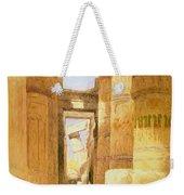Temple Of Karnak  Weekender Tote Bag