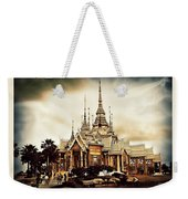 Temple Of Non Goom Weekender Tote Bag
