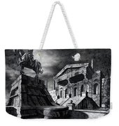 Temple Of Perseus Weekender Tote Bag