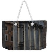Temple Of Saturn Weekender Tote Bag