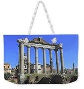 Temple Of Saturn Weekender Tote Bag