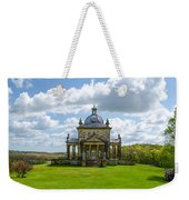 Temple Of The Four Winds Weekender Tote Bag